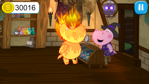 Magic school: Little witch apkmr screenshots 6