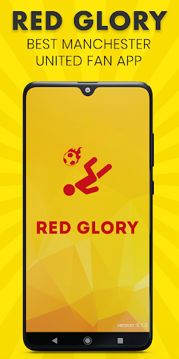 Red Glory - Manchester United Fan App by The Fans 5.1.0 screenshots 1