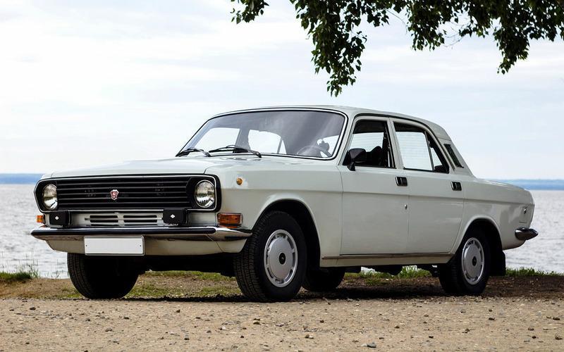 Случайная Волга: 10 удивительных фактов о ГАЗ-24-10