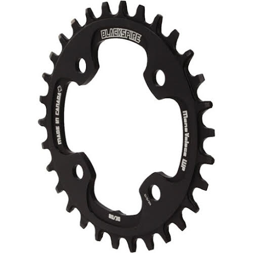 Blackspire Snaggletooth 30t Narrow-Wide Chainring 80BCD