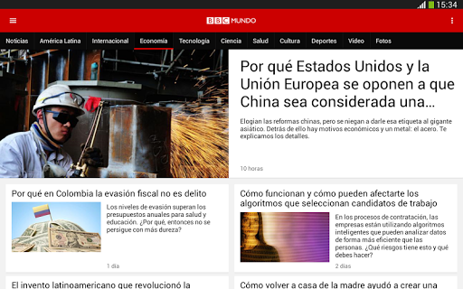 BBC Mundo 5.13.0 screenshots 11