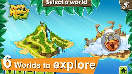 Monkey Kong Adventure - náhled