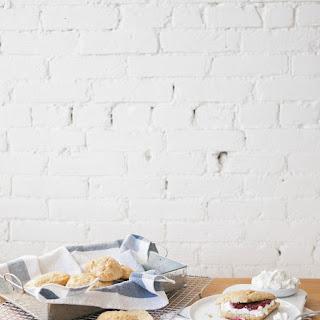 Lemony Winter Shortcakes
