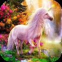 fondos de pantalla d unicornio icon