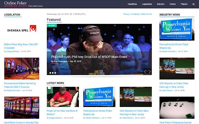 Online Poker America