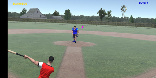 Middle Wars: Slow Pitch Softball Game screenshots 3