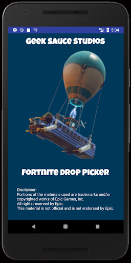 Drop Picker For Fortnite for PC