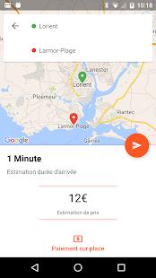 Taxis Lorientais - náhled
