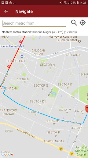 Lucknow Metro Map.Download Lucknow Metro Google Play Softwares Agq9qec1teuo Mobile9
