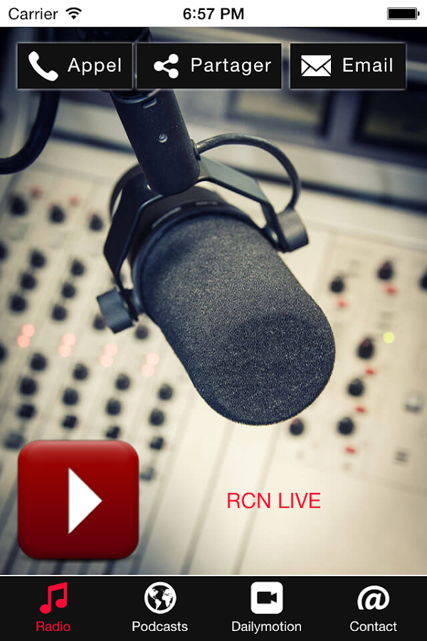 RADIO CHALOM NITSAN - RCN- screenshot