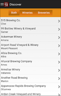 Iowa Wine & Beer- screenshot thumbnail