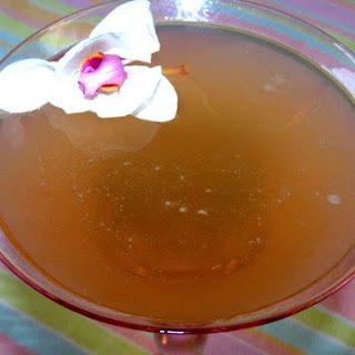 Wild Orchid Martini.