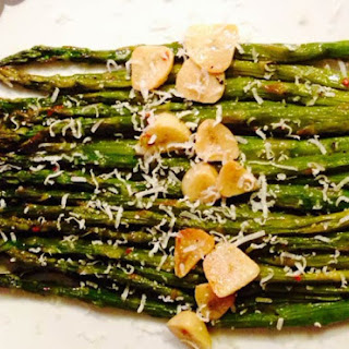 White Wine Garlic Asparagus Recipes