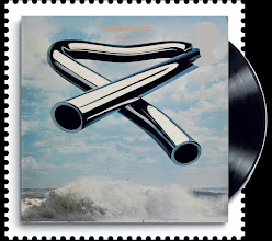 Photo: Undated Royal Mail handout photo of a Royal Mail stamp depicting Mike Oldfield's Tubular Bells album cover which is to be released in 2010. PRESS ASSOCIATION Photo. Issue date: Tuesday December 29, 2009. See PA story INDUSTRY Stamps. Photo credit should read: Royal Mail/PA Wire