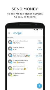 ? Cringle - send money for free - náhled