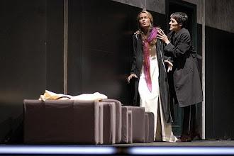 """Photo: Marion AMMANN als Isolde in """"Tristan und Isolde"""" in Lübeck (2044/05). Foto: Theater Lübeck"""