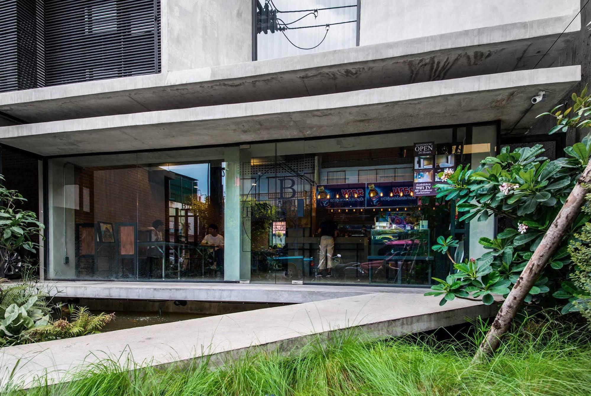 B Arch House