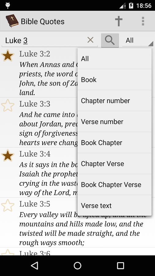 Daily Bible Verse BBE- screenshot