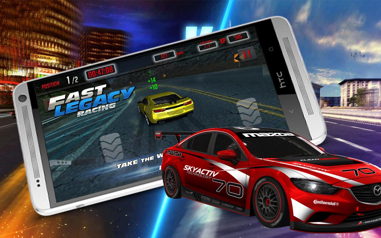 3D-CityNo-Speed-Limit 5