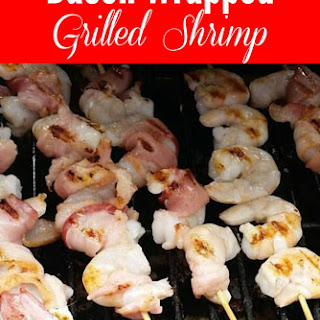 Grill Fired Shrimp