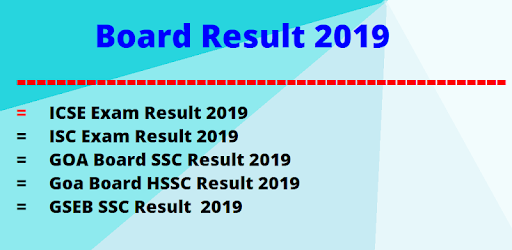 10th Board Result 2019,12th Class Board Result2019 - Google Play
