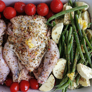 Crock-Pot Herbed Cornish Hens