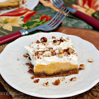 Pumpkin Dessert Without Eggs Recipes.
