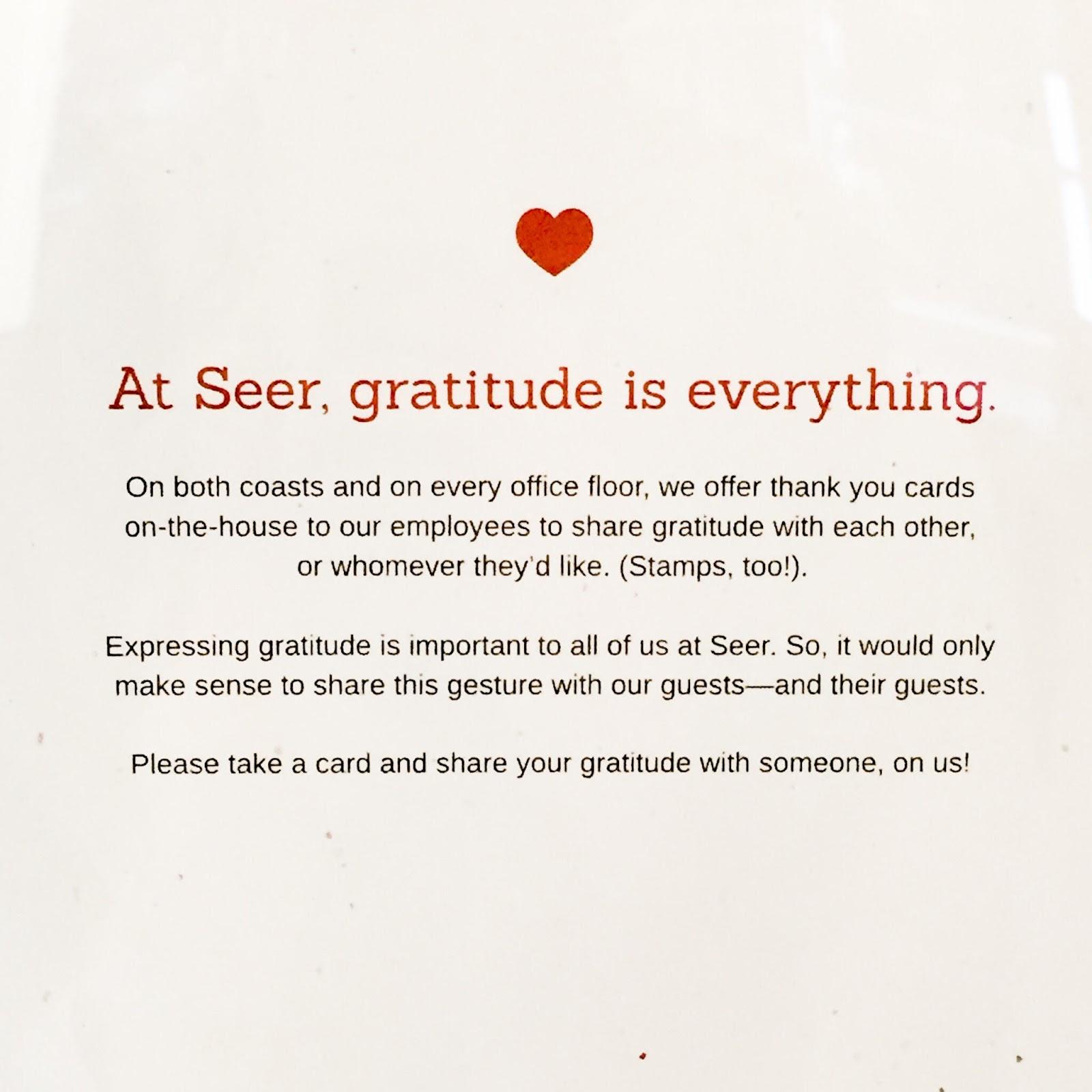 Sending Thanks After A Job Interview Seer Interactive