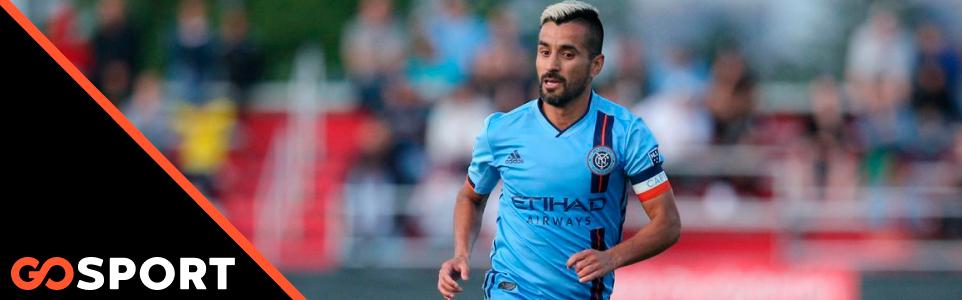 Самый низкий игрок MLS Максимилиано Моралес