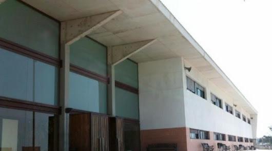 Imagen del centro educativo de Huércal de Almería.