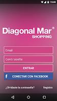 Screenshot of Diagonal Mar Shopping Center