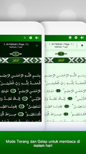 MyQuran Al Quran dan Terjemahan Screenshot