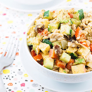 Healthy Tuna Salad.