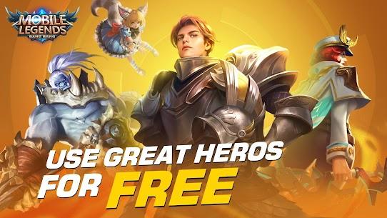 Mobile Legends: Bang Bang MOD Apk 1.4.87.5292 (Coins/Diamonds) 5