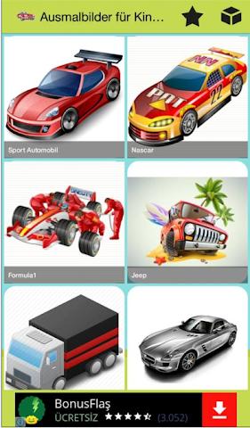android Ausmalbilder für Kinder Screenshot 5