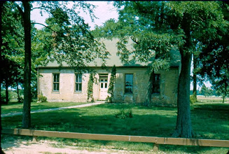 Photo: Van Ausdall House July 30th, 1953
