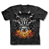 T-Shirt Fire Eyes M-XXXL