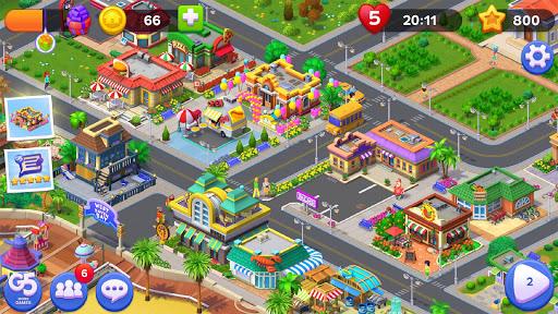 Match Town Makeover screenshot 16