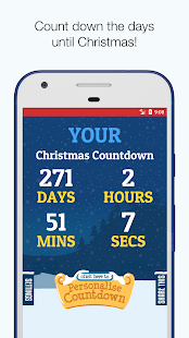 Your Christmas Countdown- screenshot thumbnail