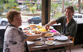 Photo: Lunch at el-Issawi Restaurant