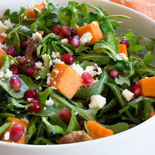 Arugula Salad with Citrus Dressing