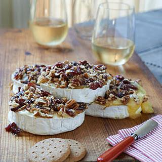 Cranberry Brie