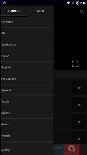 IPTV Stalker Player 1.19 screenshots 4