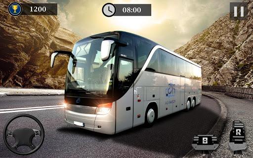 Uphill Off Road Bus Driving Simulator - Bus Games 1.14 screenshots 1