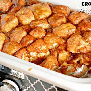 Crock Pot Monkey Bread.