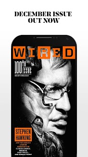WIRED UK - náhled