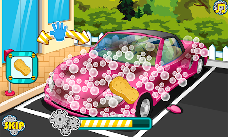 Convertible car wash 1.0.3 screenshot 2061541