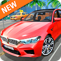Car Simulator M5 icon