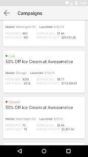 Groupon Merchants- screenshot thumbnail