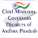 Andhra Pradesh Chief Ministers Governors Districts APK